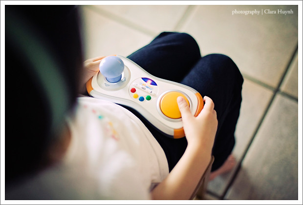 September 12 - Kiddie Gamer