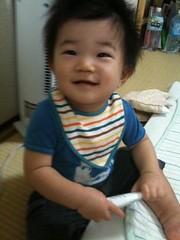 妻撮影のお昼頃のとらちゃん(2011/9/22)