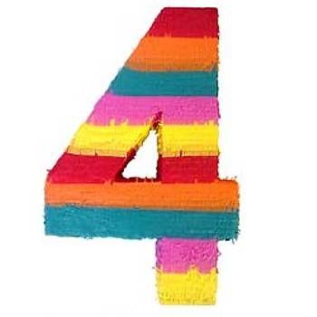 number-4-shaped-pinata1