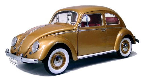 Sunstar 1955 Beetle R
