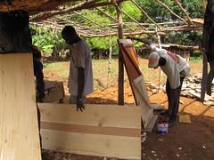 making doors