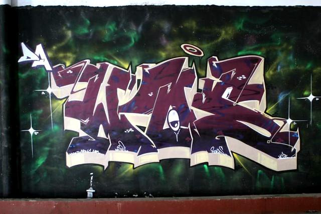 117 WAS GRAFFITI MALAGA