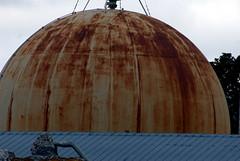 The Ball (SSgtTEX) Tags: nikon huntsville decay alabama dereliction d60 redstonearsenal marshallspaceflightcenter