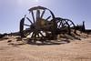 Wheels (hannes.steyn) Tags: africa abandoned nature canon wagon town sand desert dunes rustic wheels getty ghosttown namibia reserves namib namibdesert 550d hannessteyn canonefs1855mmf3556isusm canon550d eosrebelt2i namibnaukliftpark grillenberger gettyimagesmeandafrica1