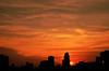 茜色に染まる東京空 (Akihisa Ono Photography) Tags: 東京 夕景 eveningview 茜色