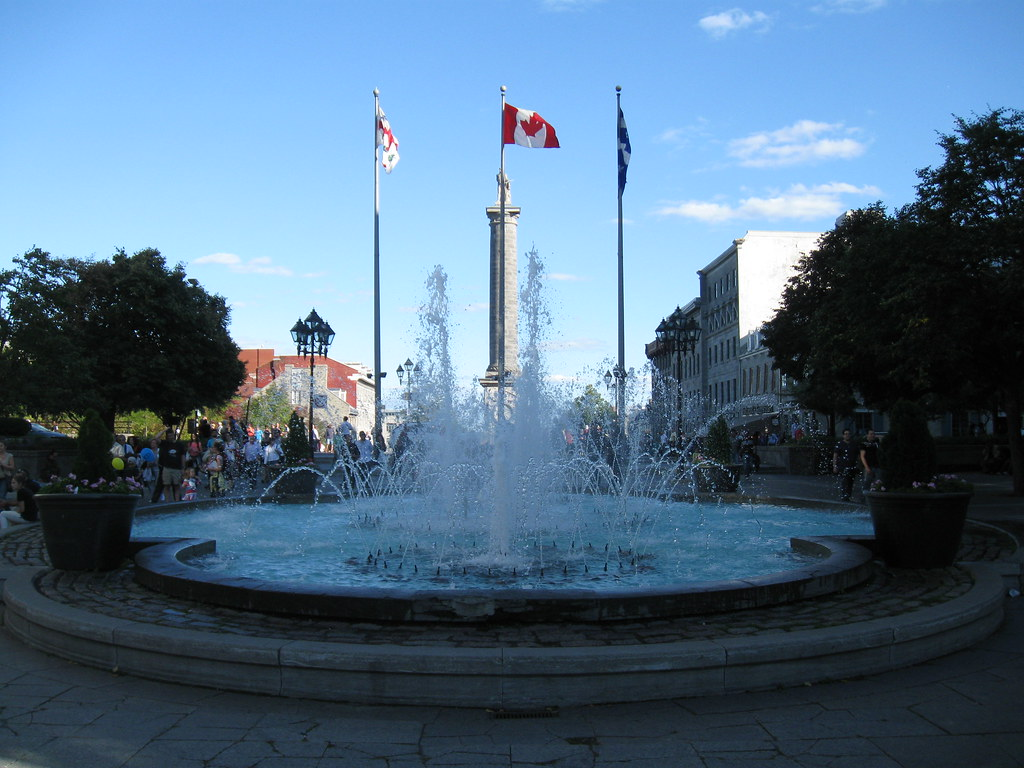 Fountain at Place Vauquelin