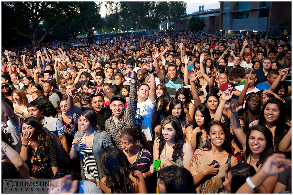 2011 Block Party - University of Riverside, Ca