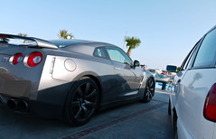 Nissan GT-R (MauriceVanGestel Photography) Tags: auto sea haven black cars car station japanese mar nissan negro automotive zee more bulgaria german coche autos burgas zwart blacksea supercar coches bg sportscar lancia deutsch grew grijs aleman supercars gtr marea bulgarian japans duits sportwagen bulgarije sveti vlas duitser bourgas nissangtr zwartezee cherno mareaneagra neagra japanesecar chernomore  svetivlas balgarija marnegro bulgaars sportwagens  oldlancia   bulgaar japanseauto carsbulgaria svetivlasbulgarije svetivlasbulgaria autosbulgarije grijzenissan grewgtr grewnissan automotivebulgaria lanciastation lanciablanco grijzegtr whitelacia wittelancia oudelancia