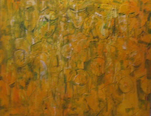 Lost in Paradise - Painting - Modern Impressionism