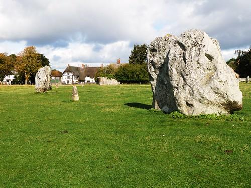 Avebury  Prehistoric Site