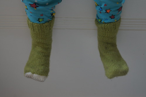 2010 winter solstice socks
