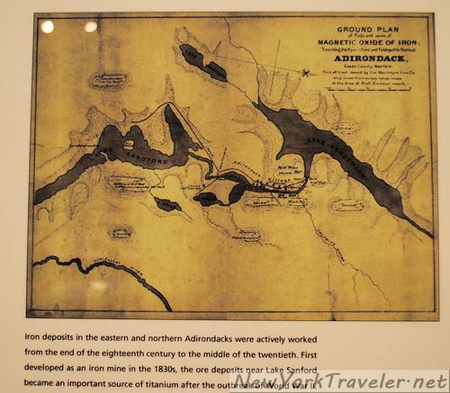 18 Ore Deposit Map