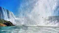Niagara Falls N.Y. - Maid of the Mist 09 (Daniel Mennerich) Tags: niceshot ringexcellence canon dslr eos hdr hdri spiegelreflexkamera slr niagarafalls niagara falls ny us usa