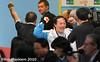 Ni Alexi KAZ coach (Rob Macklem) Tags: kaz 63kg olympicweightliftingkoreaworldchampionshipsgoyangcity manezamaiya olympicweightliftingkoreawor weightclasses