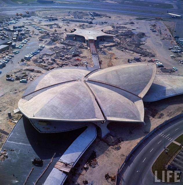 TWA Flight Center (JetBlue Terminal 5) - 1961