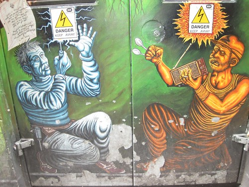 Thumbnail from Mutton Lane Mural