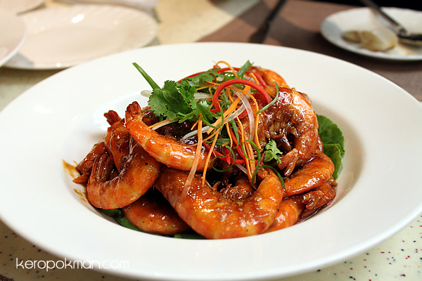 Plaza Brasserie, Parkroyal @ Beach Road