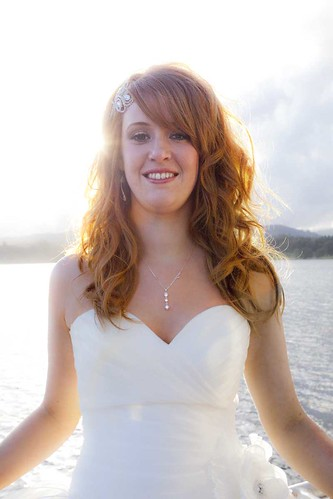 Windermere Bride, Shaun & Nic Bell, Married @ Low Wood Bay 24/9/11