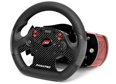 Fanatec Forza Motorsport CSR Wheel Review
