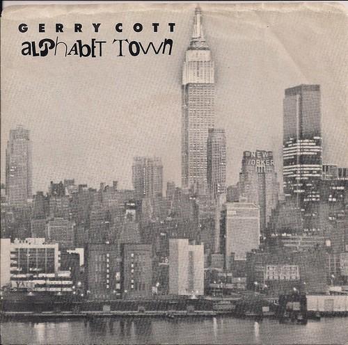 Gerry Cott - Alphabet Town 7\'\'gerry town