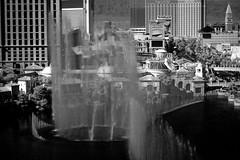 Bellagio Fountain (infrared)
