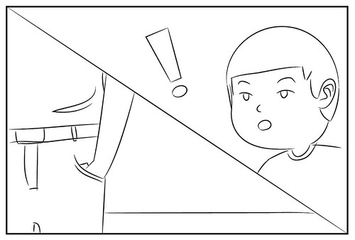 Yellow Pages Storyboard 02 (keratann)