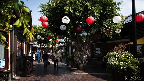 2011 Cherry Blossom Festival, Day 2: Sunlit Plaza