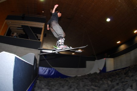 Freestyle Academy Laax: Big air za 90 minut