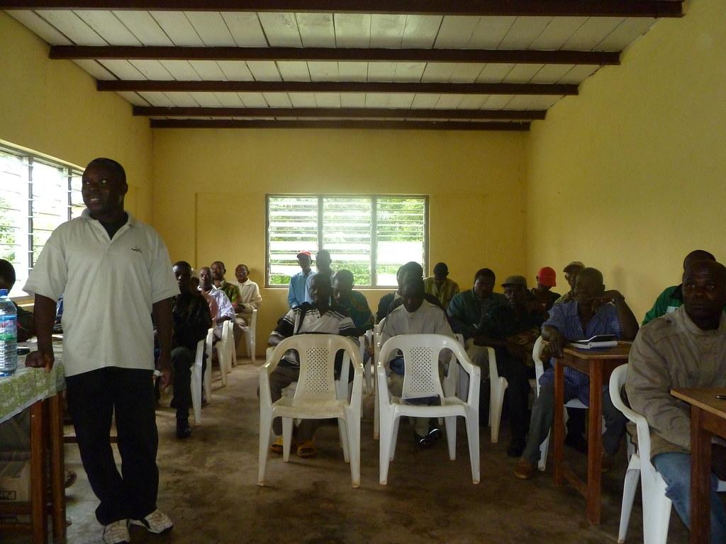 Réunion de l'union Atsemawoe Kougnohou Togo