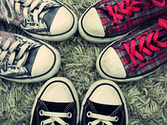 [22/365] (Thais Pampado) Tags: shoes converse 365 day22 allstar tnis project365