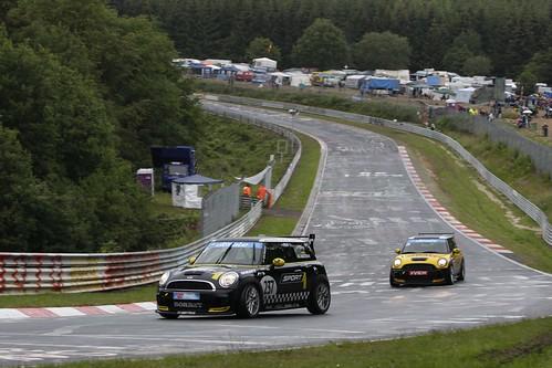 MINI Challenge Nürburgring 2011