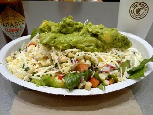 Barbacoa Salad