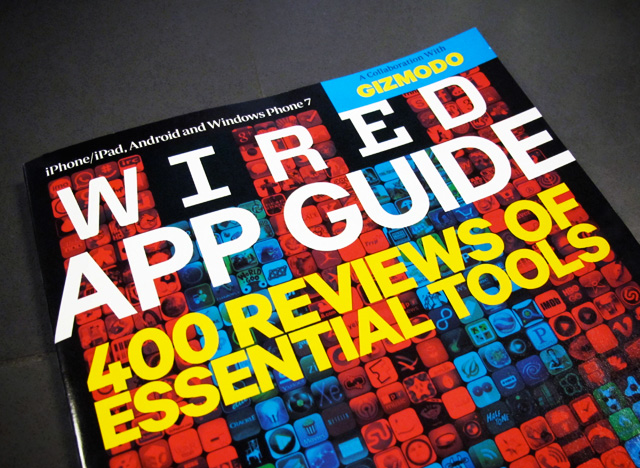 Wired Magazine : App Guide.