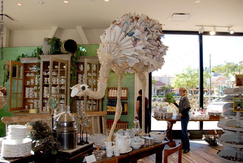A boutique in San Francisco