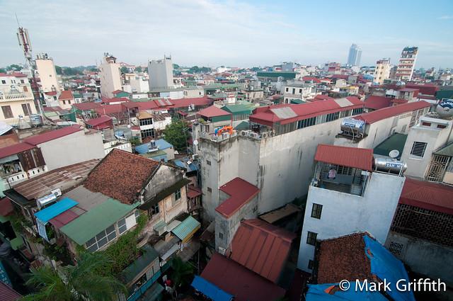 The Old Quarter of Hanoi
