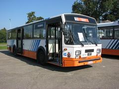 NMVB bus 2274 Eindhoven (Arthur-A) Tags: bus netherlands buses museum nederland eindhoven autobus paysbas brabant niederlande noordbrabant daf bussen