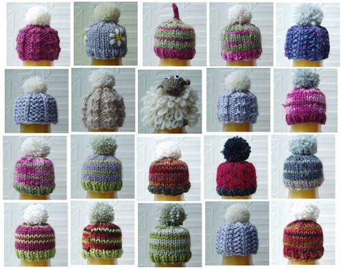 wee hats mosaic