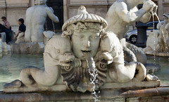 """Fontana del Moro, piazza Navona • <a style=""""font-size:0.8em;"""" href=""""http://www.flickr.com/photos/89679026@N00/6203749209/"""" target=""""_blank"""">View on Flickr</a>"""