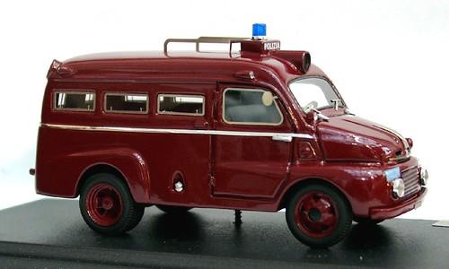IV Fiat 615 Polizia