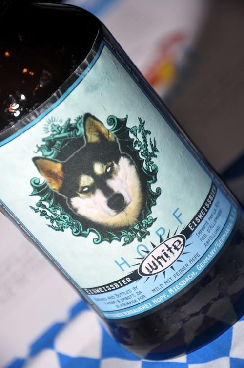 Hopf Ice Wheat Beer