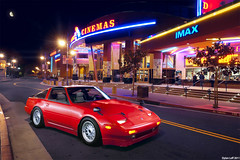 T-Pol's Bakery Z31 300ZX (mojocoggo) Tags: red dylan photography nissan thomas 1987 cinemas turbo edwards bbs 87 leff datsun 300zx z31 pollinger vg30 mojocoggo