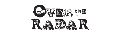 Over the Radar design blog by jonathan brazeau