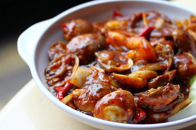 Penang Seafood Restaurant: Sambal Lala