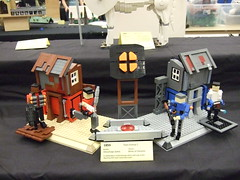 Brickcon TF2 (The Acquaintance Crate) Tags: 2 team lego fortress tf2 brickcon