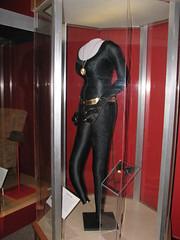 Julie Newmar's Catwoman costume (FranMoff) Tags: museum washingtondc smithsonian costume catwoman catsuit americanhistory julienewmar