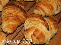 croissants (BBB)