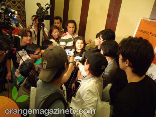 Francis Magalona Foundation Presscon