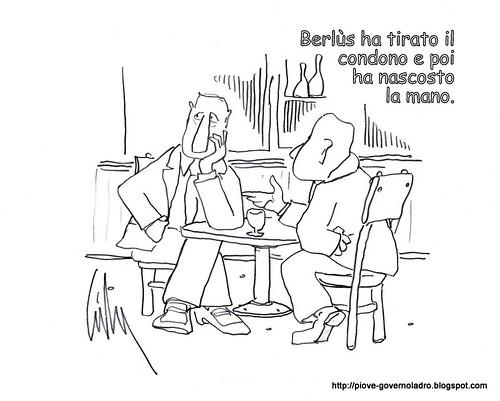 Condono. Il governo smentisce by Livio Bonino