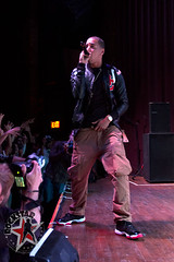 J Cole - The Royal Oak Music Theater - Royal Oak, MI - Oct 7th 2011