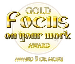 Focus gold award